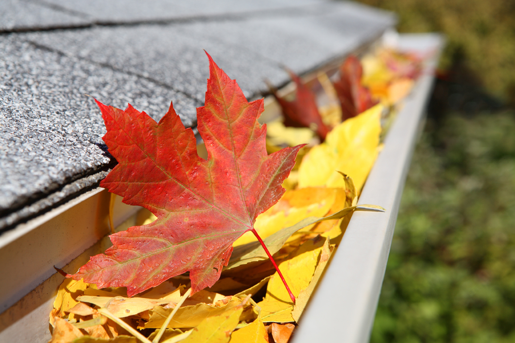 How can you tell your gutters need repair work?